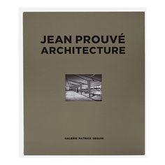 D.A.P Jean Prouve: 5 Volume Box Set  No. 2 (€190) ❤ liked on Polyvore featuring black, coffee table books and home