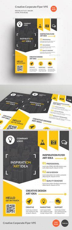 15+ Brilliant \ Modern Brochure Design Brochures, Infographic - modern brochure design