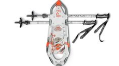 We're big fans of starter kits like Atlas Snow-Shoe's women's Elektra 9 Series. It includes telescoping poles, beginner shoes, and intuitive bindings with virtually no learning curve. ($210)