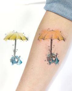 """1,037 curtidas, 48 comentários - Léo Dionizio Tattoo (@leods21) no Instagram: """"Fazer a tattoo daquela série que vc tbm pira, pqp mó legal, haha """"How i Met Your Mother"""" Obrigado…"""""""