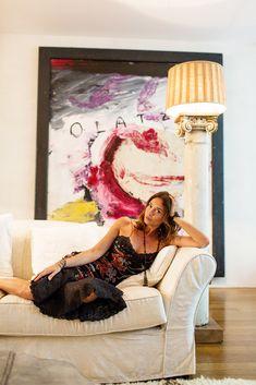 Olatz Schnabel - Designer at Home in New York City