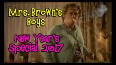 """Mrs. Brown's Boys - New Year's Special 2017 """"Chez Mammy"""""""