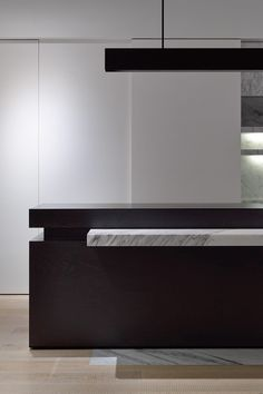 black and white Contemporary minimalist Kitchen n byCOCOON.com | Dutch designer  Modern Luxury to live in &.. COCOON!
