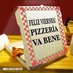 Que tengan un hermoso viernes, aprovechemos para compartir los mejores momentos de nuestro día! #pizzeriavabene #sada #Spain