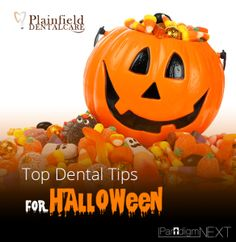 Top Dental Tips for Halloween from Dr. Ferdkoff at Plainfield Dental Care