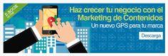 [e-book]: Cómo usar el Marketing de Contenidos para hacer crecer tu negocio