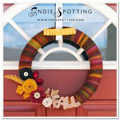 15 fall-wreaths