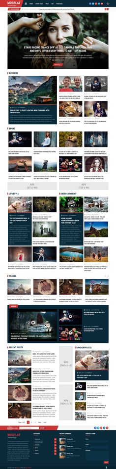 Mogflat Blogger Template:  Mogflat is a very beautiful, fully responsive, magazine blogger template to add a professional look to your blog. Mogflat Blogger Template has a right sidebar, 4 columns footer, related posts with thumbnails, featured posts slider, category posts widgets, random posts widget, social and share buttons, custom search box, top navigation menu and many more features.  https://newbloggerthemes.com/premium-themes/mogflat-blogger-template/