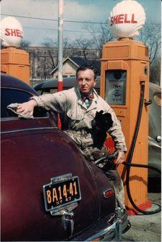 Full-service filling station #vintage #memories