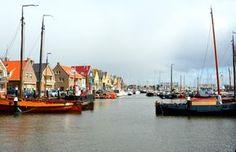 In Olanda vai a visitare Urk, l'isola che non c'è più