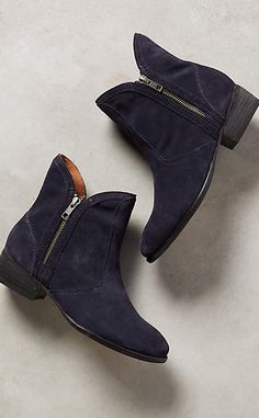 Seychelles Lucky Penny Booties #anthrofave