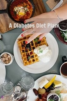 Discover The Best Diet Plan To Manage Type 1 Diabetes Symptoms In A Healthy (And Tasty) Way!