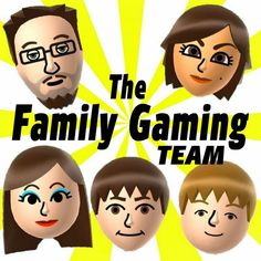 We are a family of 5 who play games and want to share our fun with those wanting to watch. :)