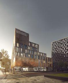 Beeld: Schmidt Hammer Lassen Architects