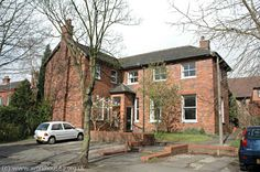 Stoke-upon-Trent Poor Law Parish and Workhouse Stoke On Trent, General Hospital, Newcastle, England, Cabin, Homes, History, Architecture, House Styles