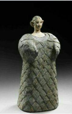 Bactrian composite idol.Louvre.