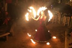 Fire Performers Yes Entertainment