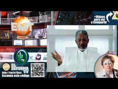 """Morgan Freeman La religión ha servido para """"justificar los peores genoci..."""