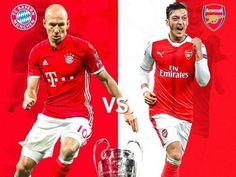 TRỰC TIẾP lễ bốc thăm vòng 1/8 Champions League: Arsenal có thể gặp Real Madrid hoặc Bayern Munich