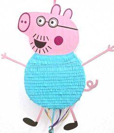 Piñata Papá Pig Grande
