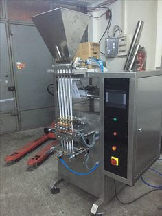 GDH PACKAGING MACHINE  5 Line Stick packaging machine Stainless style Packaging Machine, Power Strip, Packing, Style, Bag Packaging, Swag, Outfits