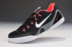 Bon Chaud Nike Zoom Kobe 9 Chaussures De Basket-ball Pour Homme Noir Rouge Blanc Gris Argent au Prix le Plus Bas
