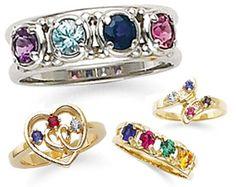 Original Mother's Rings