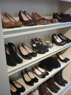My goal...a closet full of Unisas:):)