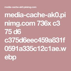 media-cache-ak0.pinimg.com 736x c3 75 d6 c375d6eec459a831f0591a335c12c1ae.webp