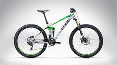 STEREO 140 HPA RACE 27.5 - STEREO 140 HPA RACE 27.5 - CUBE BIKES - BICICLETTE - CambioBici
