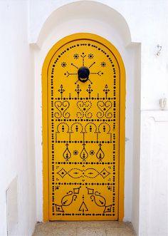 Africa | 'Yellow Door'