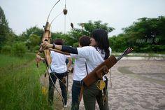 3D Archery
