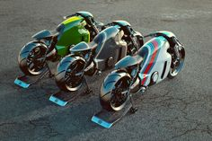 Lotus C-01 Superbike Is A Carbon Fiber Dream! Hit the pic for stunning photos