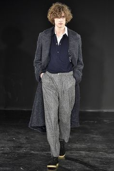 E. Tautz Fall 2017 Menswear Collection - Fashion Unfiltered