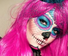 Pink Sugar Skull  http://m.youtube.com/watch?v=4ICbOCJa9_M&desktop_uri=%2Fwatch%3Fv%3D4ICbOCJa9_M
