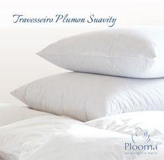 Travesseiro Plumon Suavity