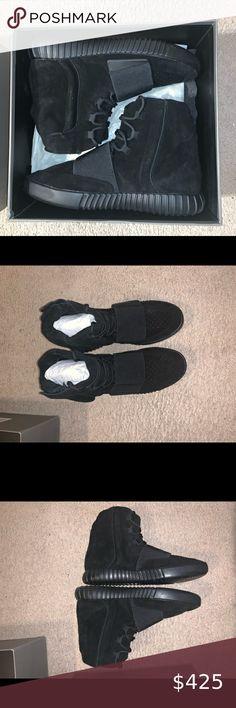 adidas Yeezy Boost 750 Black Sneaker Bar Detroit