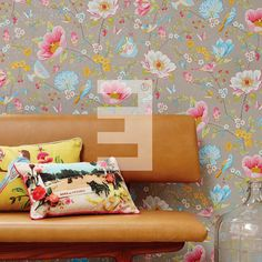Wallpaper PIP @Spaas Interieur Rijnhoek Plaza