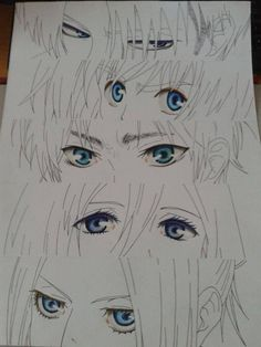 """The eyes of """"Attack on Titan"""""""