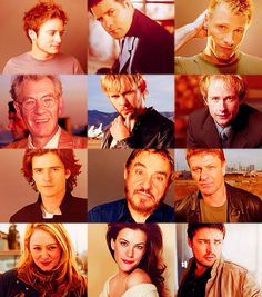 All of our lovely LOTR cast ❤️