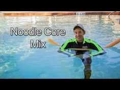 Aqua Noodle: Abdominal Workout WATER NOODLE WORKOUT#2-WECOACH - YouTube