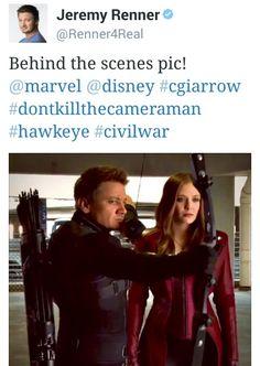 Don't kill the cameraman lol