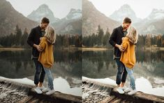 Mountain Engagement Photos, Winter Engagement Photos, Engagement Photo Outfits, Engagement Shoots, Casual Engagement Outfit, Fall Photo Shoot Outfits, Family Picture Outfits, Couple Outfits, Summer Family Pictures