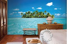 We Offer For Sale A Large Selection Of Maldive Dreams 289 Wall Mural By  Ideal Decor, Wall Murals And Photo Murals In All Sizes. Part 26