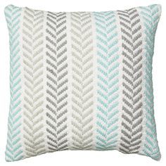 Mercury Row Chevron Throw Pillow & Reviews | Wayfair