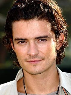 Orlando Bloom who played Legolas in The Hobbit and Lord of the rings , and also Will Turner in pirates of the Caribbean