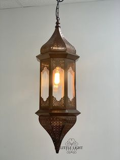 Transform your home with Moroccan lights - pendant lights, table lamps, sconces and floor lamps. We ship worldwide from Chicago. Shop now! Moroccan Floor Lamp, Moroccan Lighting, Moroccan Decor, Moroccan Style, Moroccan Bedroom, Samara, Moroccan Hanging Lanterns, Ceiling Lamp, Ceiling Lights