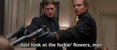 The Boondock Saints Walking Dead Quotes, The Walking Dead, The Boondock Saints Movie, Sean Patrick Flanery, Murphy Macmanus, Boondocks, Irish American, Stuff And Thangs, Moving Pictures