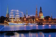 RIGA- European Capital of Culture. One of the best budget holiday destination. Check best hotel deals for Riga here:http://www.pinterest.com/findhotelsfligh/budget-travel/
