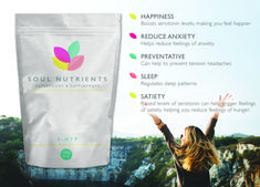 helps raise serotonin levels in the brain which can have a positive effect on mood, sleep and anxiety 5 Htp, Serotonin Levels, Tension Headache, Anxiety Help, Feeling Happy, Superfoods, Brain, Sad, Coding